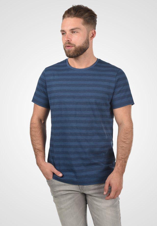 KAMA - T-shirt print - dark denim