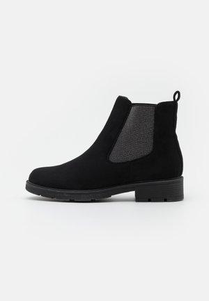 MENA - Kotníkové boty - black