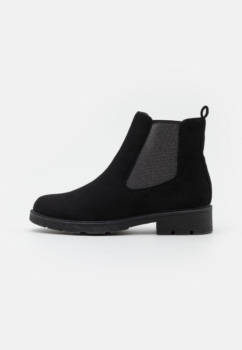 Fitters - MENA - Støvletter - black