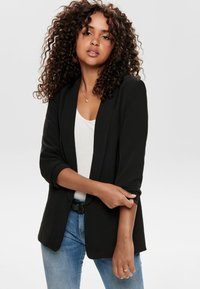 ONLY - ONLELLY  LIFE  - Manteau court - black - 3