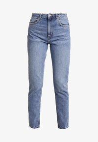 Weekday - SEATTLE  - Straight leg jeans - san fran blue - 5