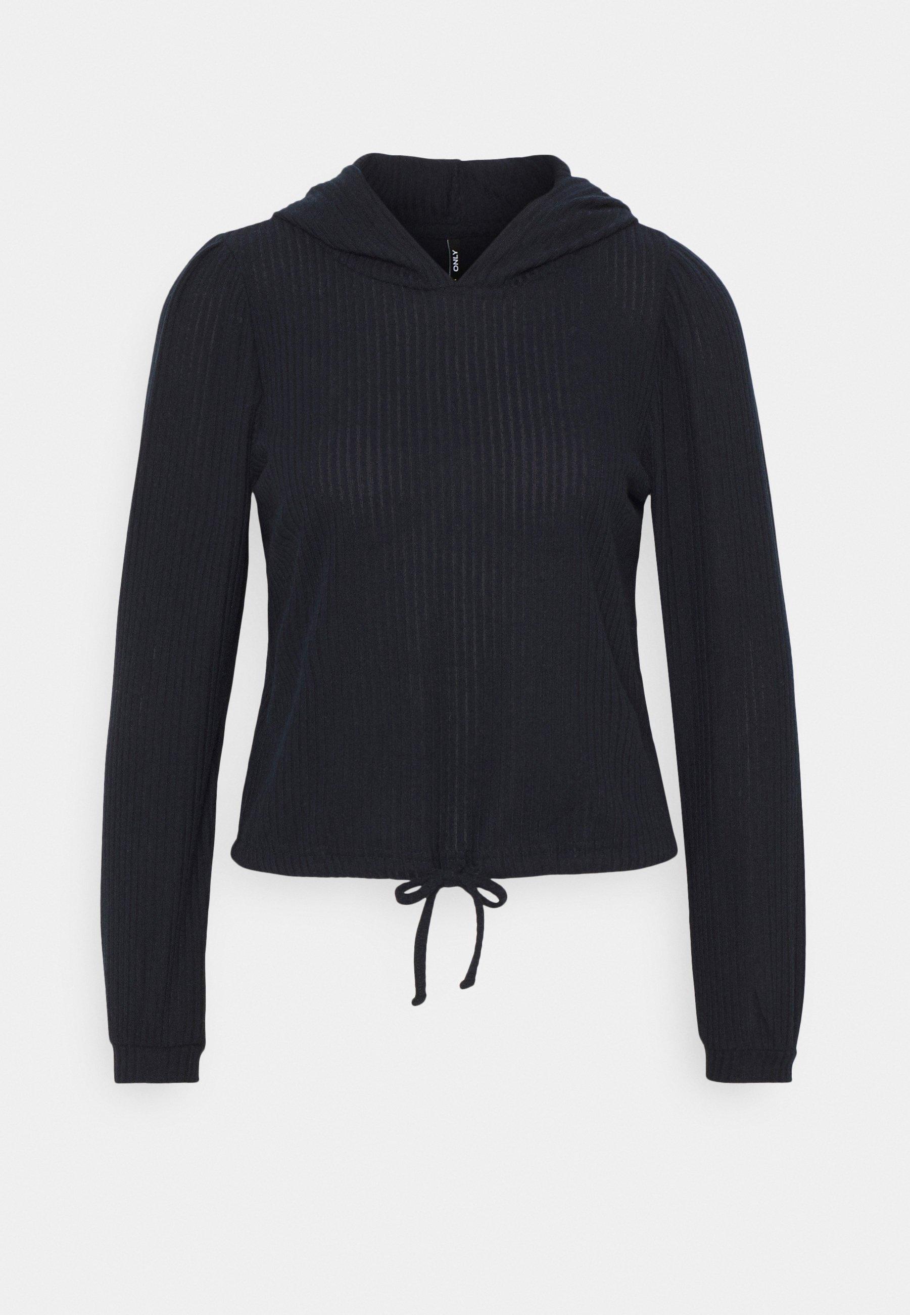 Women ONLCORTNEY HOOD - Long sleeved top