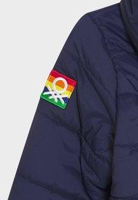 Benetton - Zimní bunda - dark blue - 2
