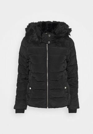 ONLCAMILLA QUILTED JACKET  - Winter jacket - black