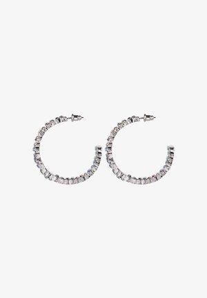 CREOLE VON DIANA ZUR LÖWEN - Earrings - silver