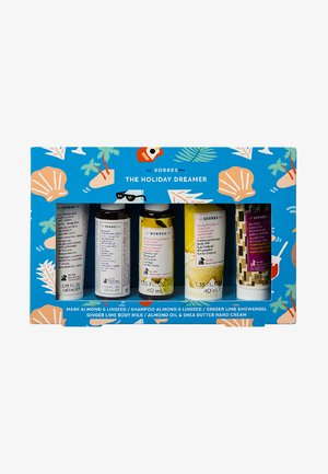 HOLIDAY DREAMER TRAVEL SIZE SET - Kroppsvård - set - -
