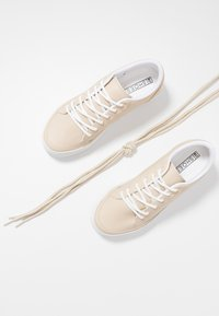 Nly by Nelly - PERFECT PLATFORM - Trainers - creme - 7
