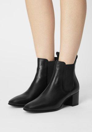 DELILAH CHELSEA - Classic ankle boots - regular black
