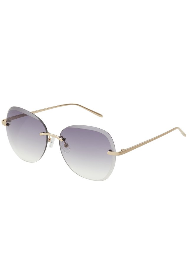 SUNGLASSES DOLLY - Zonnebril - gold-coloured