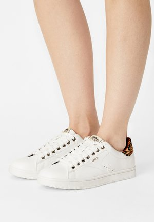 ONLSHILO CLASSIC - Trainers - white