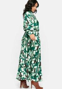 Sheego - Maxi dress - green - 3