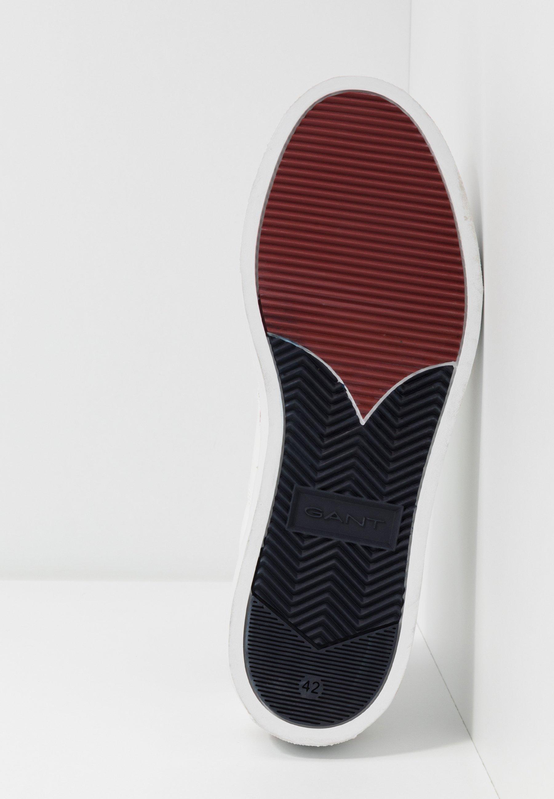 GANT MC JULIEN - Sneaker low - bright white/weiß - Herrenschuhe LR9ZU