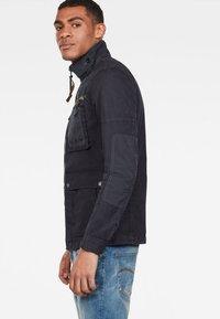 G-Star - GRIZZER FIELD - Summer jacket - blue - 2
