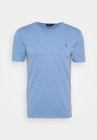 CUSTOM SLIM SOFT COTTON TEE - Basic T-shirt - jamaica heather