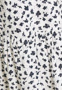 edc by Esprit - DRESS - Day dress - off-white - 4
