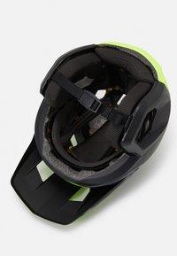 Fox Racing - DROPFRAME PRO UNISEX - Helmet - day glow ylellow - 4