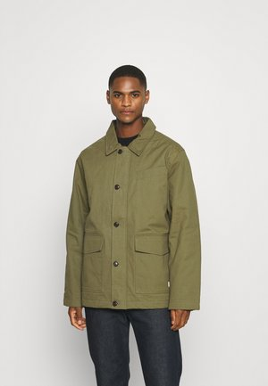 WORKERS COAT - Light jacket - hemp