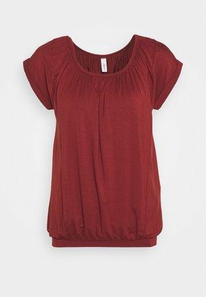 SC-MARICA 4 - Basic T-shirt - brick