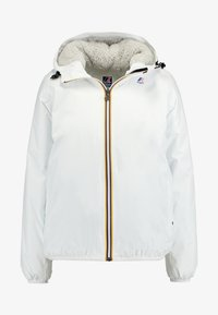 K-Way - LE VRAI CLAUDETTE ORSETTO - Outdoor jacket - white - 3