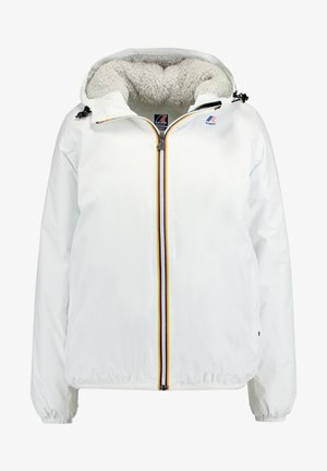 LE VRAI CLAUDETTE ORSETTO - Outdoor jacket - white
