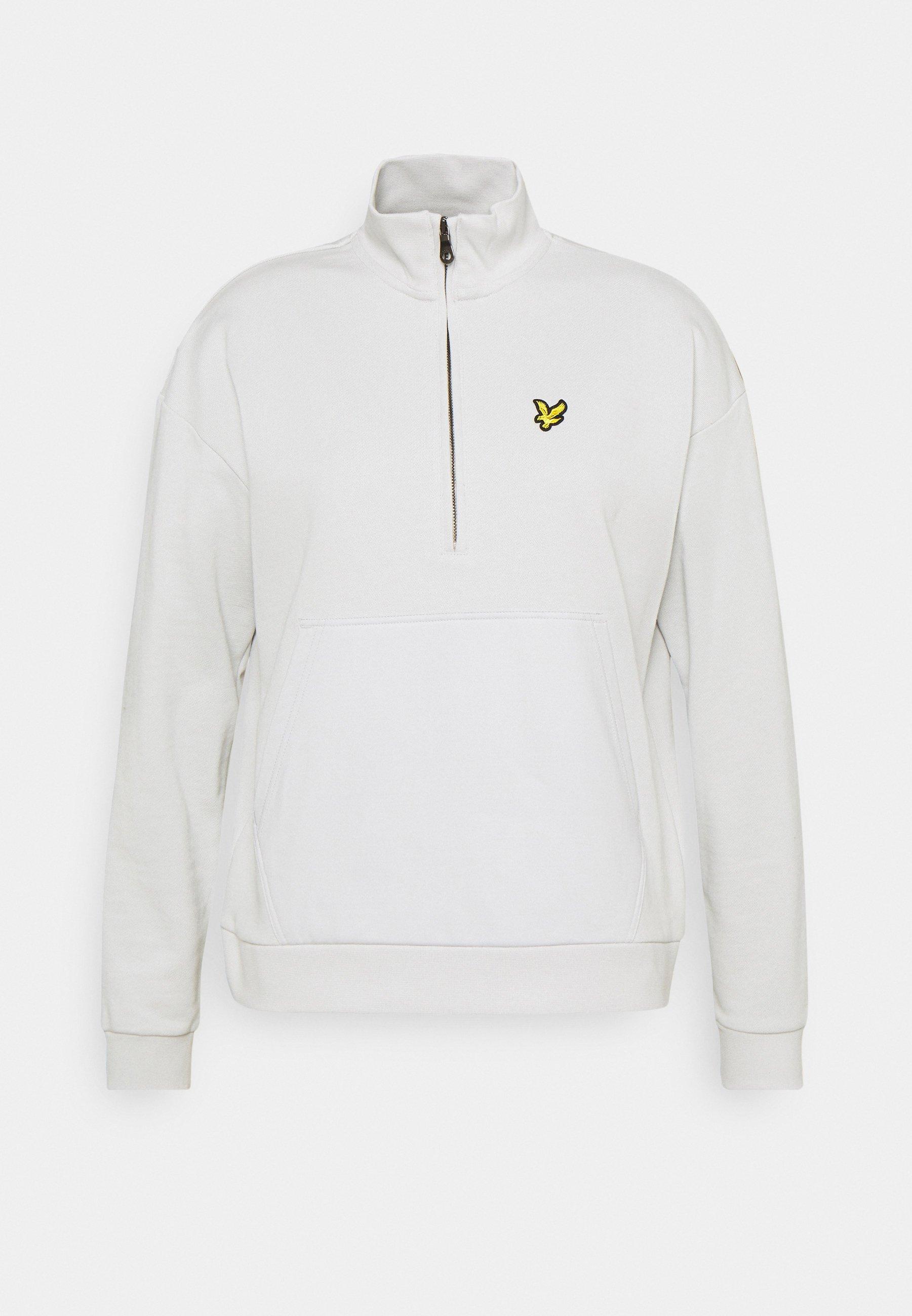 Women ZIP FUNNEL NECK - Sweatshirt