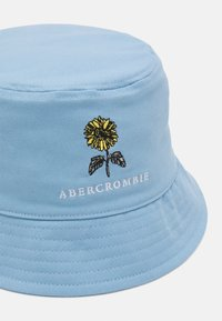 Abercrombie & Fitch - BUCKET HAT UNISEX - Hat - light blue - 2