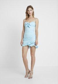 Tiger Mist - MILLIE DRESS - Day dress - blue - 1
