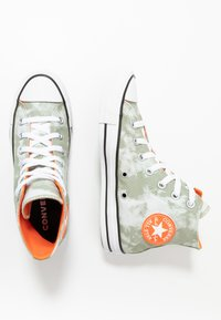 Converse - CHUCK TAYLOR ALL STAR - Baskets montantes - street sage/white/black - 1