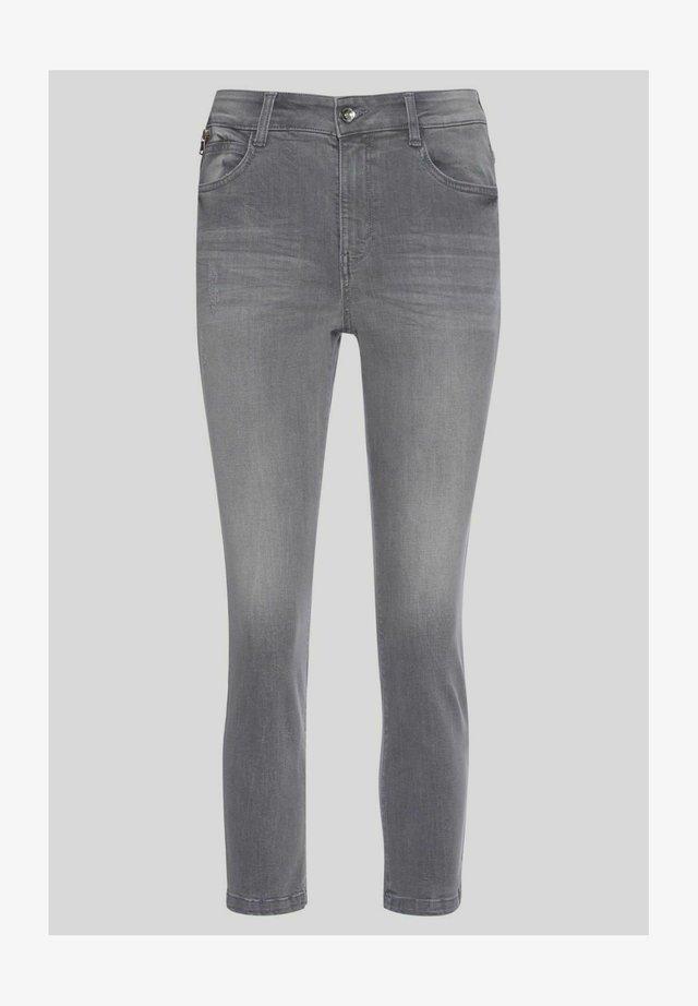 Slim fit jeans - jeans-grau