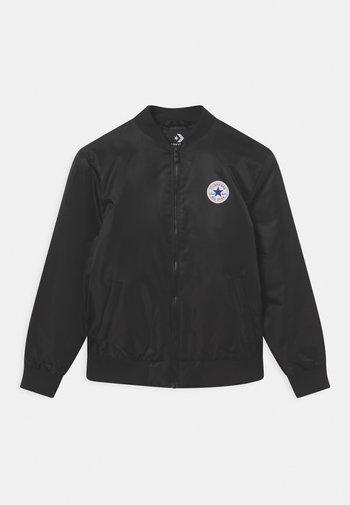CHUCK PATCH UNISEX - Winter jacket - black