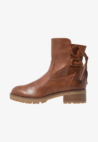 Anna Field - Lace-up ankle boots - cognac - 1