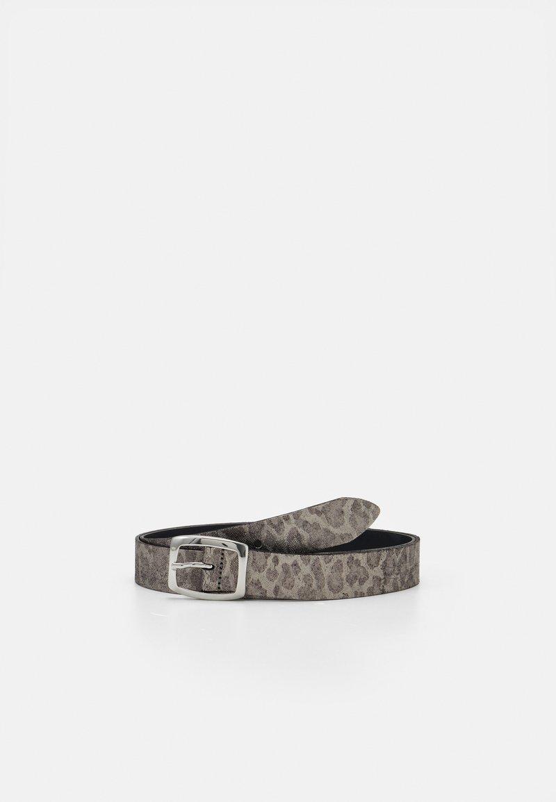 Vanzetti - Belt - silber-metallic