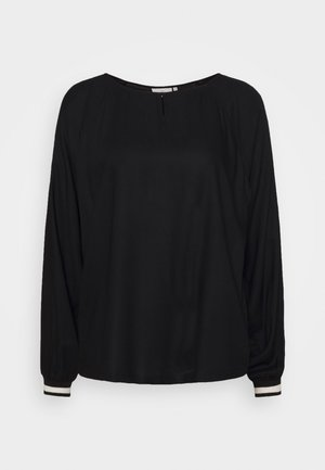 VIBSE BLOUSE - Blouse - black