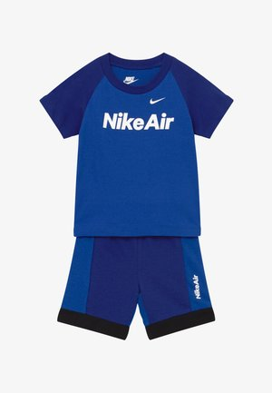 AIR FRENCH BABY SET  - Stoffhose - deep royal blue