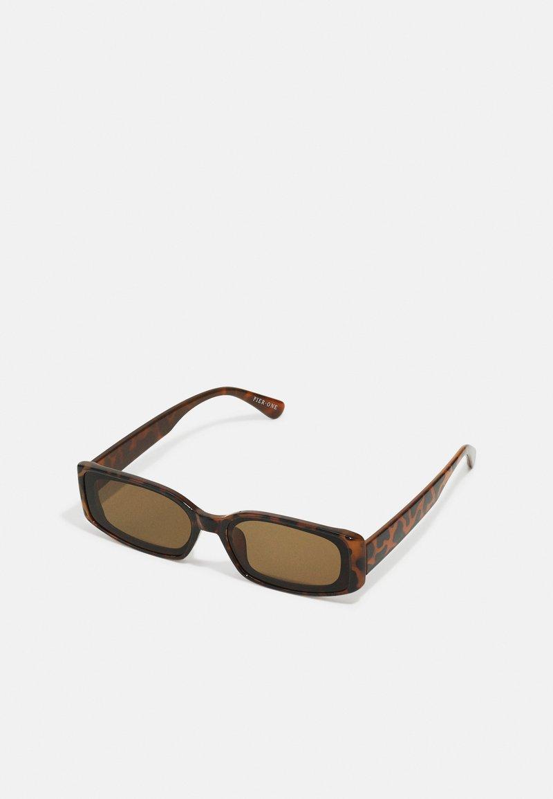 Pier One - Lunettes de soleil - brown