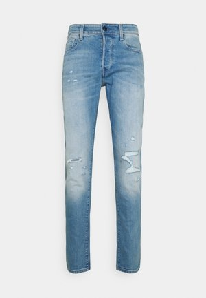 3301 SLIM - Slim fit jeans - azure stretch denim