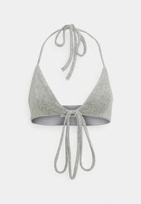 4th & Reckless - HENNA TOWEL TRIANGLE - Top - grey - 0