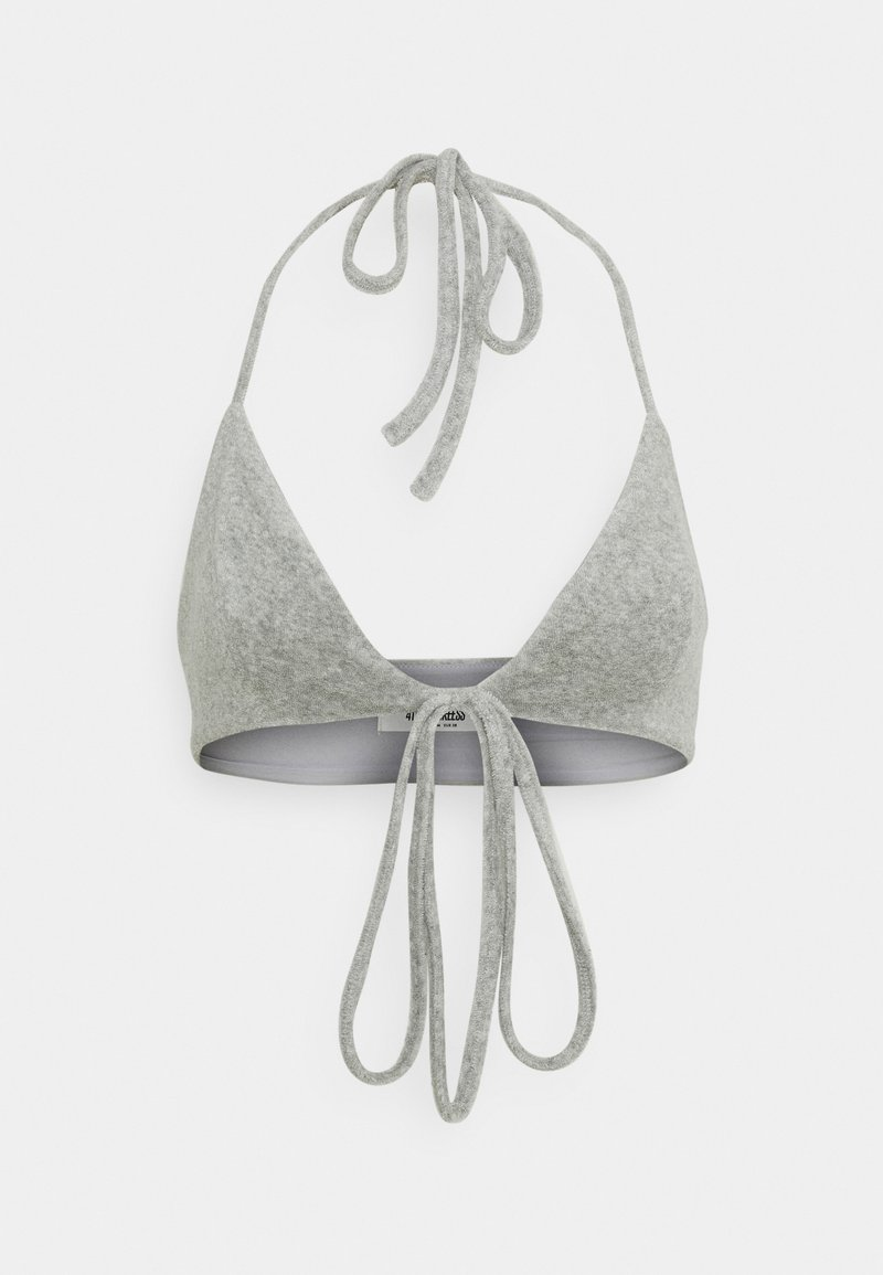 4th & Reckless - HENNA TOWEL TRIANGLE - Top - grey