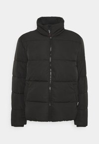 Tommy Jeans - SHORT CASUAL PUFFER  - Winter jacket - black - 0