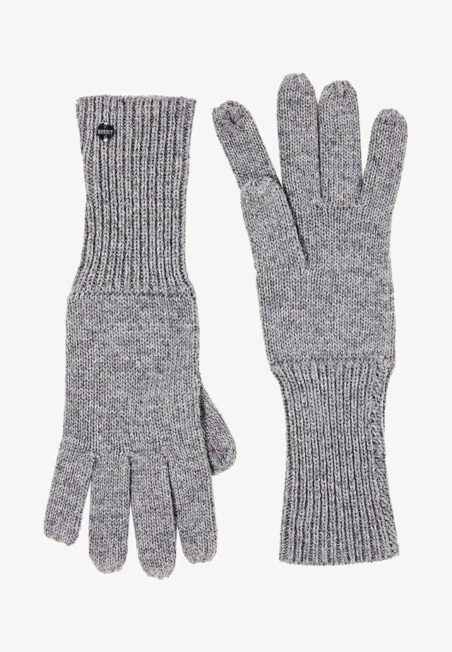 BASIC  - Gloves - gunmetal