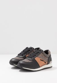 MICHAEL Michael Kors - ZIA ALLIE JETTE - Sneakers laag - brown - 3