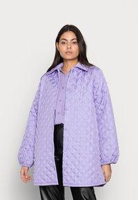 Modström - JOEY COATIGAN - Winter coat - lavender - 0