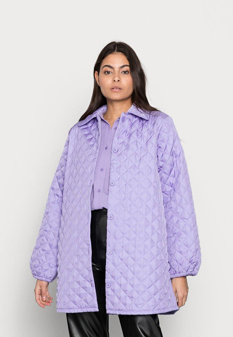 Modström - JOEY COATIGAN - Winter coat - lavender
