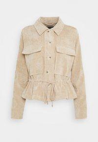 Opus - HAYO - Summer jacket - creamy camel - 0