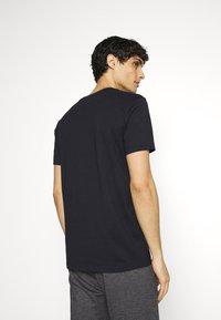 Marc O'Polo - SHORT SLEEVE - T-paita - shirt dark blue - 2