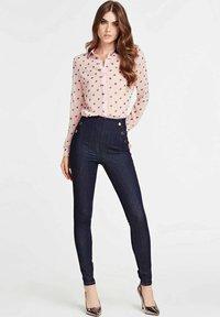 Guess - LESLIE - Button-down blouse - rose - 1
