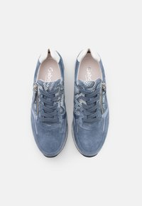 Gabor Comfort - Sneakers laag - nautic/azur/weiß - 5