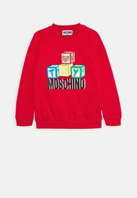 MOSCHINO - Sweatshirt - poppy red - 0