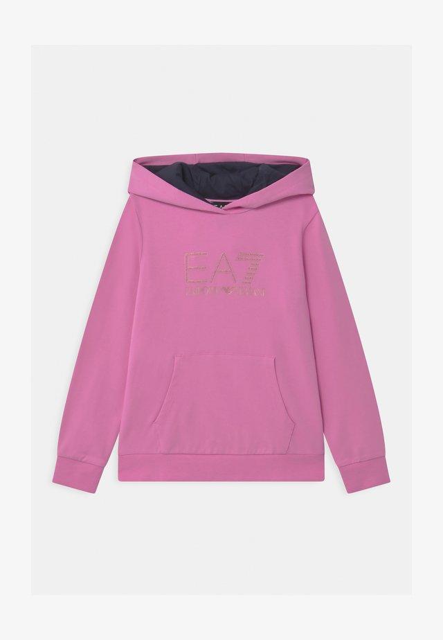 EA7 - Sweatshirt - cyclamen