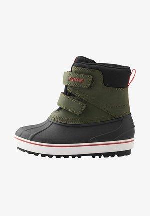 COCONI - Winter boots - khaki green